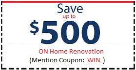 Home Renovation NJ Coupon
