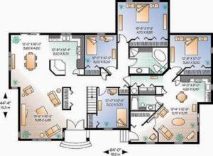HN contracting Floor Plan Homes