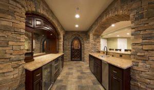 Brick Basement Contractor